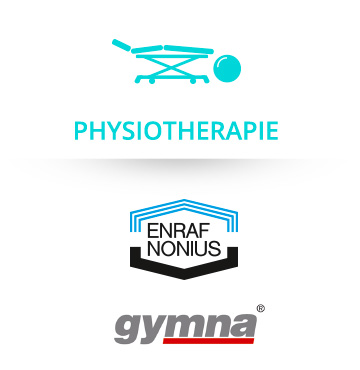 Physiotherapie Enraf Nonius Gymna